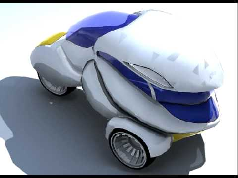 ASTERION CONCEPT CAR.avi