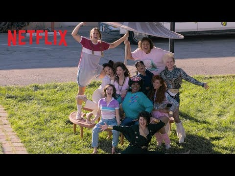 GLOW | Seizoen 2 - Trailer [HD] | Netflix