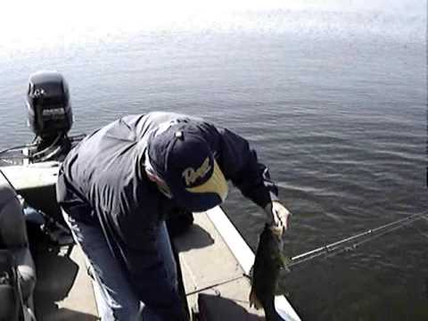 Smallmouth Bass Fishing in New Hampshire