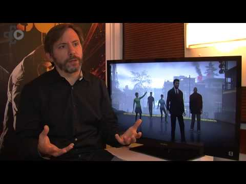 InFamous Second Son PS4 Preview Interview Part 2