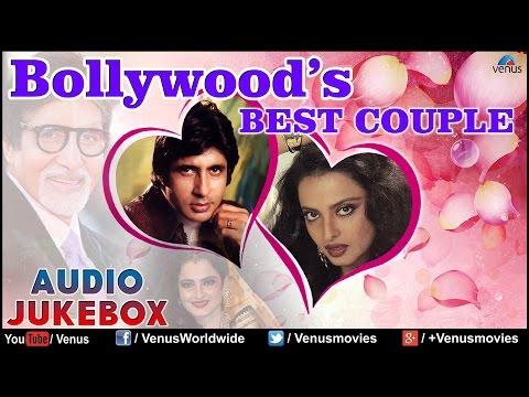 Amitabh & Rekha : Bollywoods Best Couple || Most Romantic Songs...