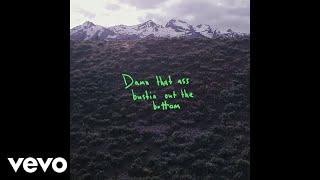 Kanye West - All Mine (Lyric Video)