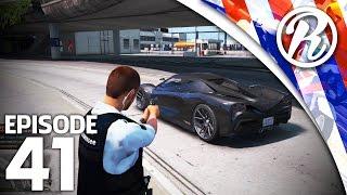 [GTA5] DURE AUTO WORDT GESTOLEN!! - Royalistiq | Nederlandse Politie #41 (LSPDFR 0.31)