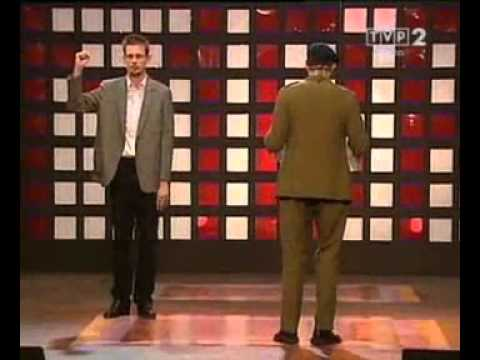 Kabaret Ani Mru Mru - Pierwsza komórka