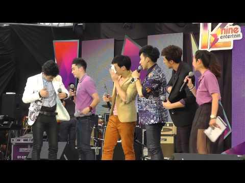 [Bie] 9Entertain Birthday Festival @ Siam Paragon (2014.09.20)