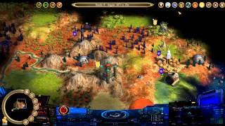 Let`s Play Civilization IV: Colonization - Colonization 2071 #1