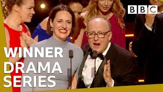 Killing Eve wins Best Drama Series BAFTA | The British Academy Television Awards 2019 - BBC