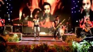 Opening + Yamko Rambe Yamko Covering by RoxxaneBand at PRJ Gambir Stage