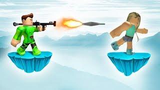 SKY ISLAND JUMPING MINIGAMES! (Roblox)