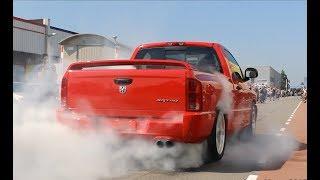 [Xe oto] Xe tải động cơ 8.3L  với 10 xy lanh nhẹ nhành cho ra 500 MÃ LỰC.#117.