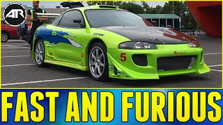 Fast And Furious Mitsubishi Eclipse Review