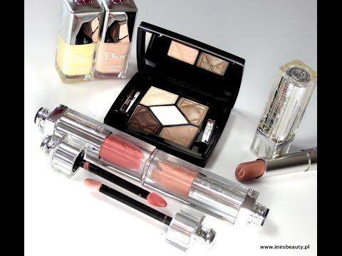 Kolekcja Makijażu Dior  Summer 2015 Tie - Dye
