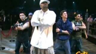 Koncert Method Mana, Redmana & Busta Rhymesa w telewizji Spike w 14.12.2004