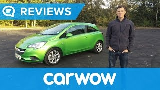Vauxhall (Opel) Corsa 2018 in-depth review | Mat Watson reviews