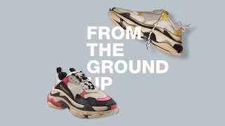 Here's How High Fashion Sneakers Infiltrated the Streetwear World