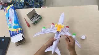 Đồ chơi A Neo - Chơi thử sản phẩm Mô hình máy bay