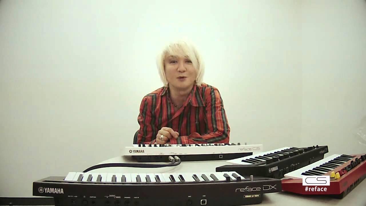 ヤマハ株式会社 浅倉大介 × reface CS - YouTube
