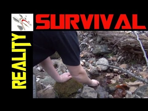 Wilderness Survival Tip - Spring Water