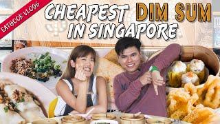 $1.30 DIM SUM! | Eatbook Vlogs | EP 115