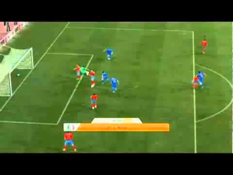 Fernado Torres and Juan Mata FINAL EURO 2012 SPAIN 4 0 ITALY HD GOALS DAVID SILVA and JORDI ALBA