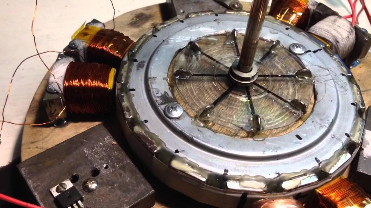 Мотор колесо своими руками шкондина видео