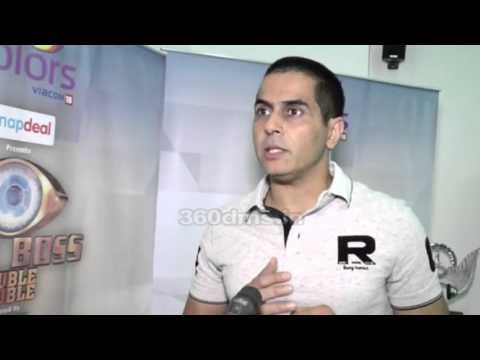 Bigg Boss 9 Double Trouble Eliminated Contestant Aman Verma - Latest Interview