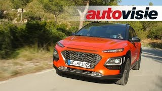 Review: Hyundai Kona (2017) - door Autovisie TV