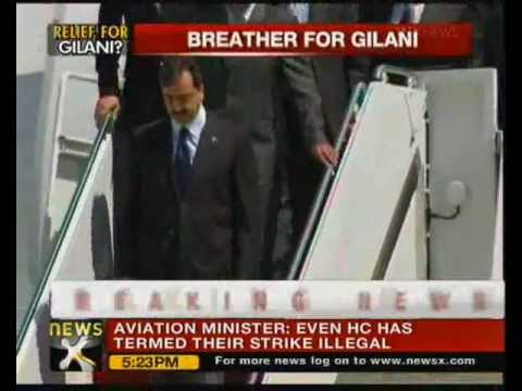 Gilani can't be stopped from performing duties: Pak court - NewsX