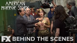 Inside American Horror Story: Hotel - Shooting The Hotel