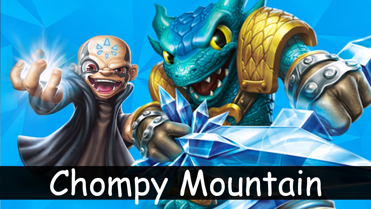 Skylanders trap team walkthrough chapter 3 chompy mountain youtube