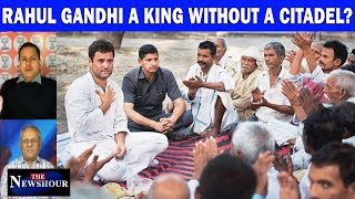 Rahul Gandhi A King Without A Citadel? I The Newshour Debate (5th December)