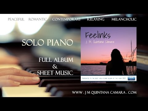 Feelinks || Full Album & Sheet Music – Best Solo Piano Album of the Year 2012 Nomination