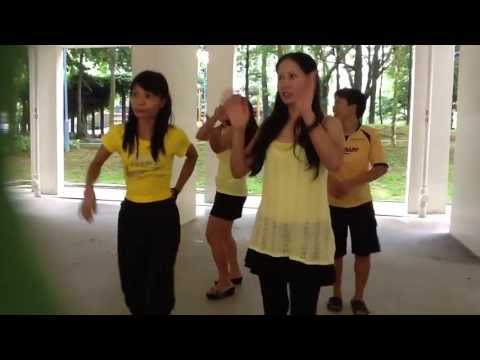Pilipina::: Dancing ladies