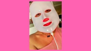 MASQUE A LED ANTI AGE ANTI ACNE ANTI TACHES
