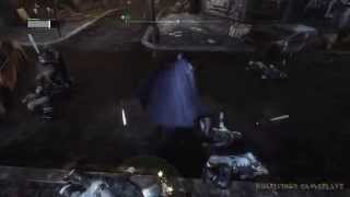 Batman Arkham City - test on Phenom X4 9650 @ 2.3ghz parte 1