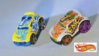 Hot Wheels 2017 Art Cars Series Rocket Box
