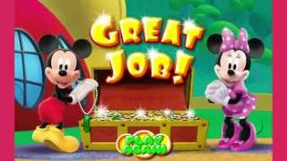 Mickey Mouse Clubhouse Full Episodes Games TV - Mickeys Treasure Hunt