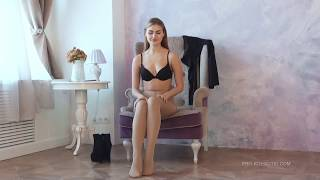 Top Model Interview about Pantyhose - PRO KOLGOTKI Magazine 2018-03(2)