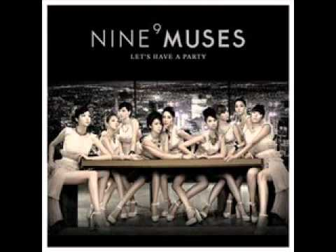 [full Song] Nine Muses - No Playboy video