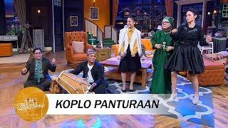 Koplo Panturaan Bareng Lesti Diiringi Sule Bermain Gendang  from Ini Talk Show