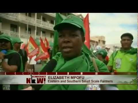 Thousands March at U.N. Climate Summit in Durban to Demand Climate Justice