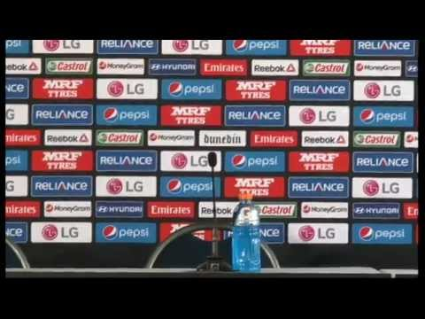 Live Post Match Press Conference Sri Lanka v Afghanistan - Dunedin