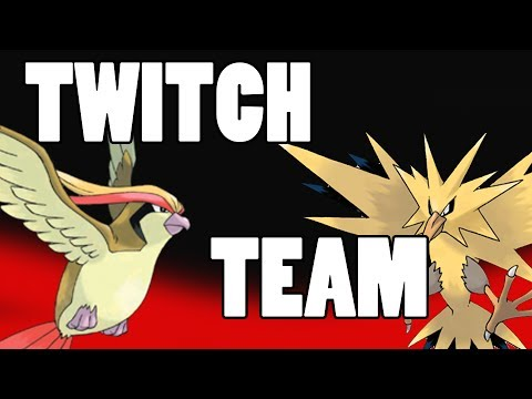 Twitch Plays Pokemon Final Team - Competitive Build For Twitch Plays Pokemon video