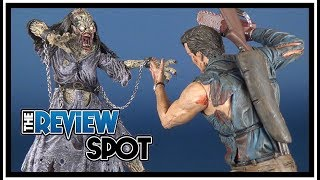 Toy Spot | McFarlane Toys Movie Maniacs Series 4 Army of Darkness Ash & Pit Witch Musicland Excl.