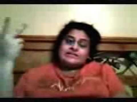 Indian Woman Singing Rihanna Whats My Name