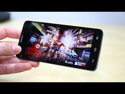 Alcatel One Touch Idol X: Gaming & Spiele SwagTab