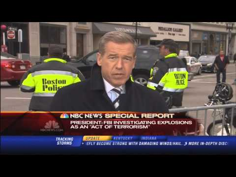NBC News Special Report: Terror in Boston - 4:58pm 4/16/2013