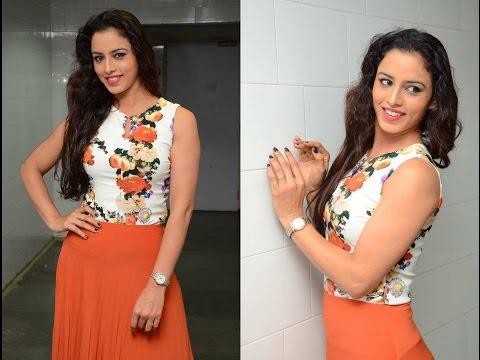 Actress Ravneet Kaur Photos At Sitara Movie Audio Release