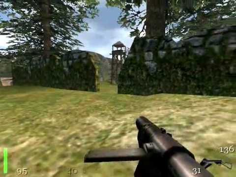 Return to Castle Wolfenstein Mission 3 Part 1