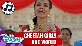 Watch Cheetah Girls One World video